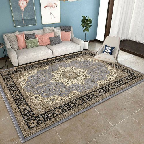 Beautiful Traditional Rug Grey Colour - Size 120 x 170 cm