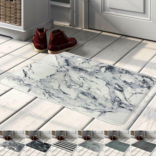 Heavy Duty Water Absorbent Doormats 8 Colours - 50 x 80 cm