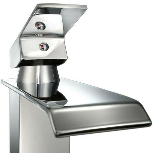 Washbasin Chromed Brass Tap Mixer