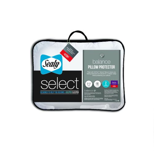 Sealy Select Balance Pillow Protector Covers - 2 x Pack