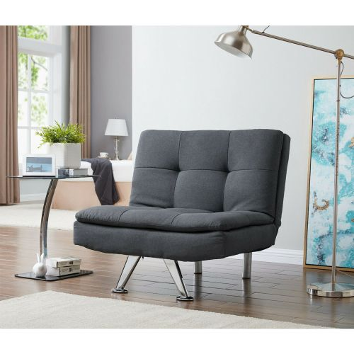 Recliner Lounge Chair - 2 Colours
