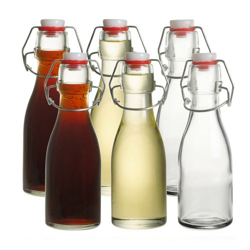 Flip Lid 6 Set Oil & Vinegar Bottle - 150ml
