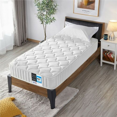 Orthopaedic Single Pocket Sprung Mattress - 3FT