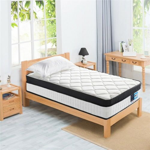 Luxury Memory Foam Mattress - 2 Sizes