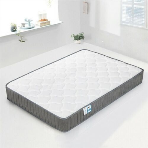 Luxury Memory Foam Sprung Mattress - 4FT6