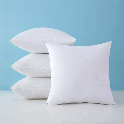 Hollow Fiber Soft Deep Filled Cushion Set Pack of 4 - 20 X 20