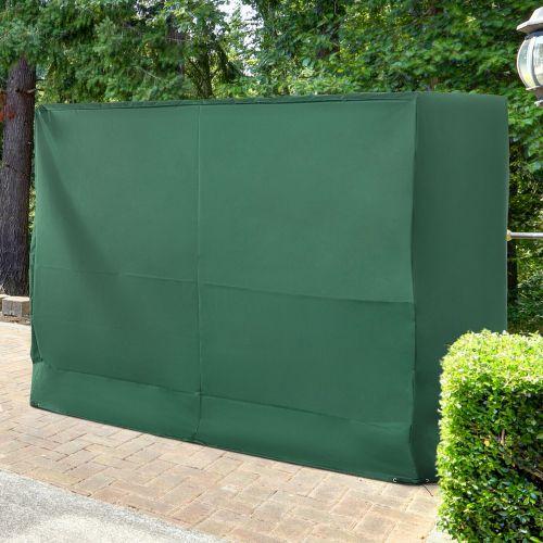 UV Resistant Garden Swing Cover - Green