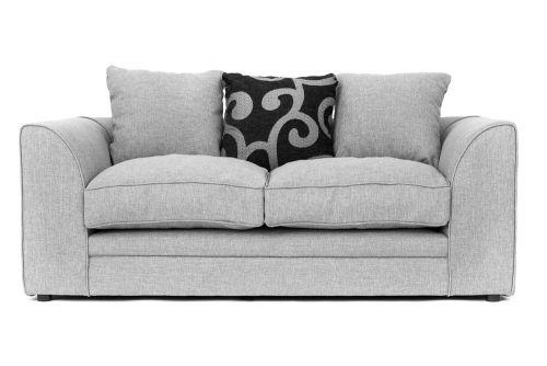 Dorota Fabric 2 Seater Sofa