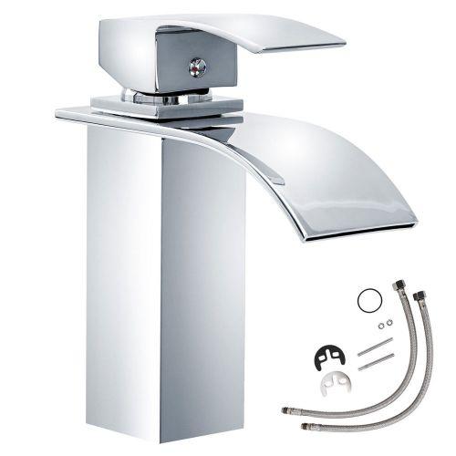 Faucet Washbasin Chromed Tap Mixer