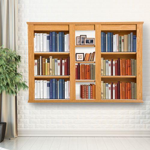 Homcom Wall Mounted Storage Shelves