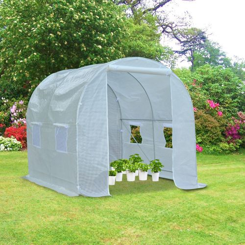 Outsunny Large Walk-in Greenhouse