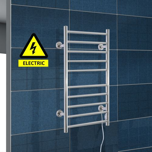 Stainless Steel Electric Radiator Towel Rail