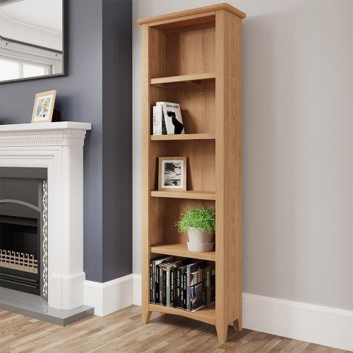 Ocado Large Bookcase - Light Oak