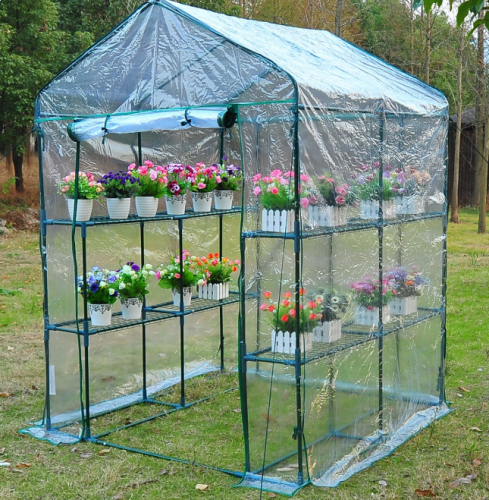 Outsunny Steel Frame Greenhouse