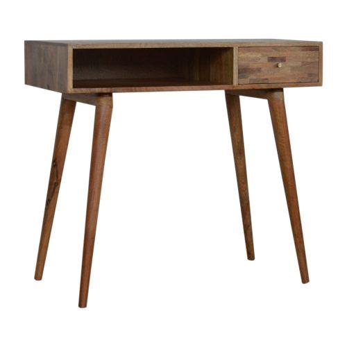Mixed Oak-ish Writing Desk