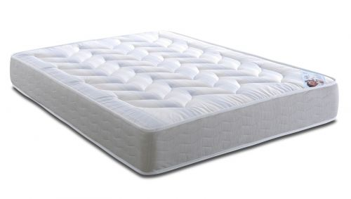 Vogue Lincoln Coil Spring Mattress - 4 Sizes