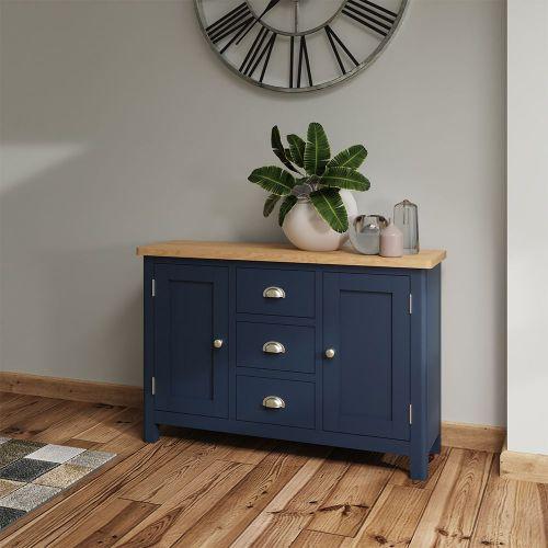 Astar Large Sideboard - Blue