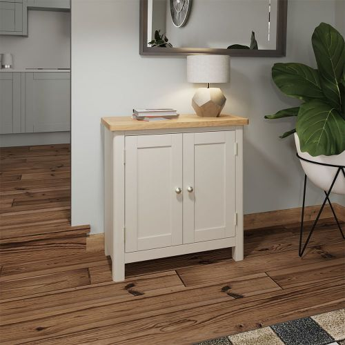 Ether Small Sideboard - Dove Grey