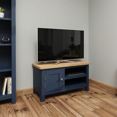 Astar TV Unit - Blue