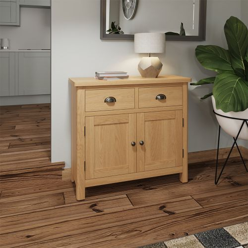 Herman Sideboard - Rustic Oak