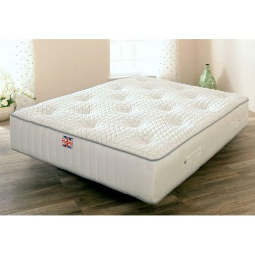 Drayton Orthopaedic Sprung Wool Mattress - 3 Sizes