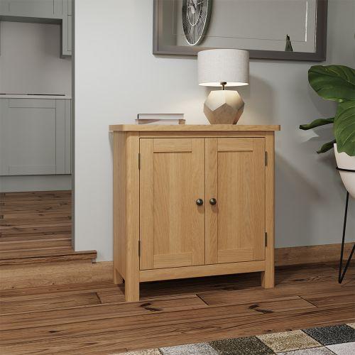 Herman Small Sideboard - Rustic Oak