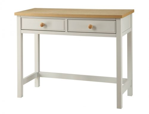 LPD St. Ives 2 Drawer Dressing Table - Dove Grey