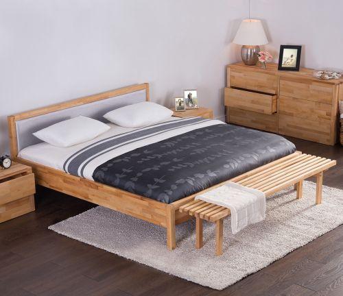 Cari Wooden Bed - Super Kingsize
