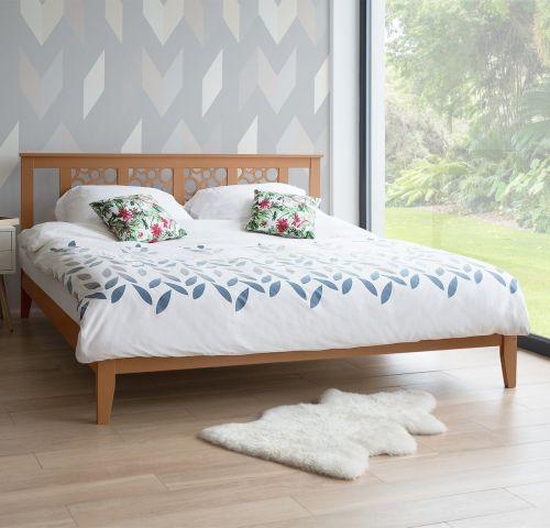 Cen Wooden Bed - Kingsize & Super Kingsize