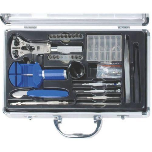 Brüder Mannesmann Watchmaker Tool Set 11760