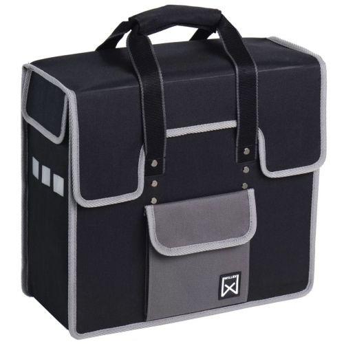 Willex Pannier 18 L Black and Grey 10102