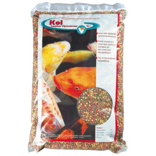 Velda VT Koi Fish Food Premium 15 L 144450