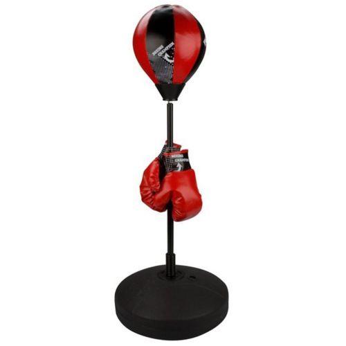 Avento Junior Reflex Punching Ball Set Black/Red 41BE