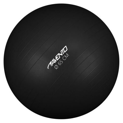 Avento Fitness/Gym Ball Dia. 65 cm Black