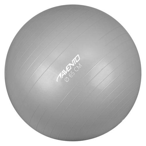 Avento Fitness/Gym Ball Dia. 65 cm Silver