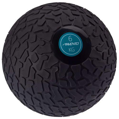 Avento Slam Ball Textured 6 kg Black