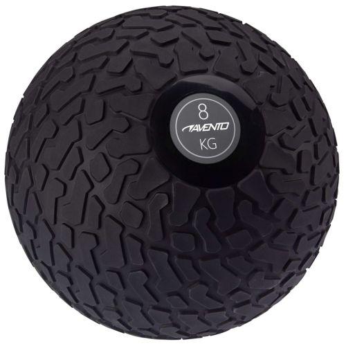 Avento Slam Ball Textured 8 kg Black