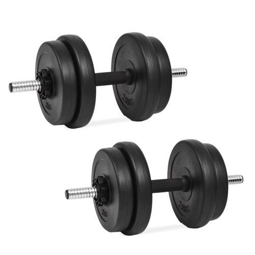 14 Piece Dumbbell Set 20 kg