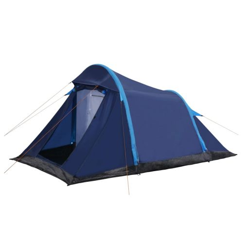Camping Tent with Inflatable Beams 320x170x150/110 cm Blue