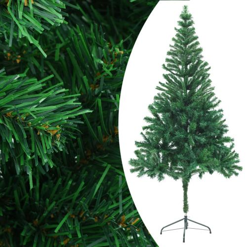 Artificial Christmas Tree with Stand 180 cm 564 Branches