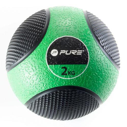 Pure2Improve Medicine Ball 2 kg Green