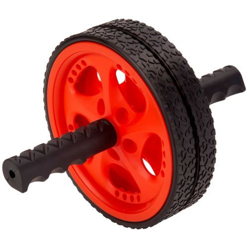 Pure2Improve Exercise Wheel Red
