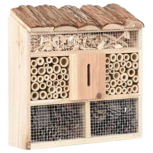 Insect Hotel 30x10x30 cm Firwood