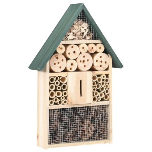 Insect Hotel 31x10x48 cm Firwood