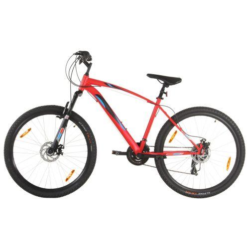 Mountain Bike 21 Speed 29 inch Wheel 48 cm Frame Red