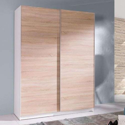 Batil 150cm Sliding Door Wardrobe - Oak