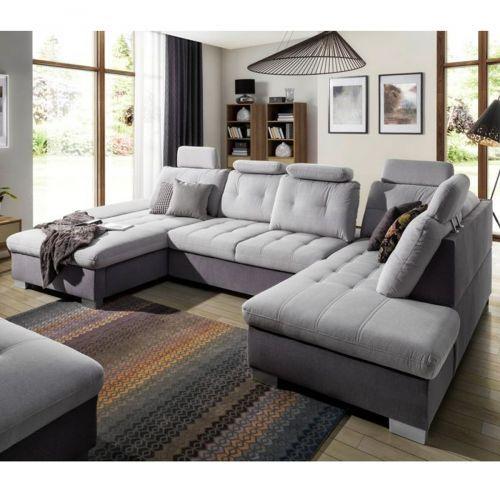 Cremona 3 Corner Sofa Bed