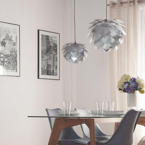 Andel Pendant Lamp - Silver