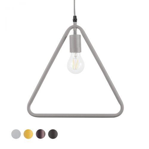 Juruen Light Metal Pendant - 4 Colours