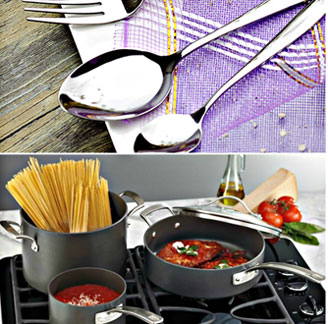 Cookware and Tableware